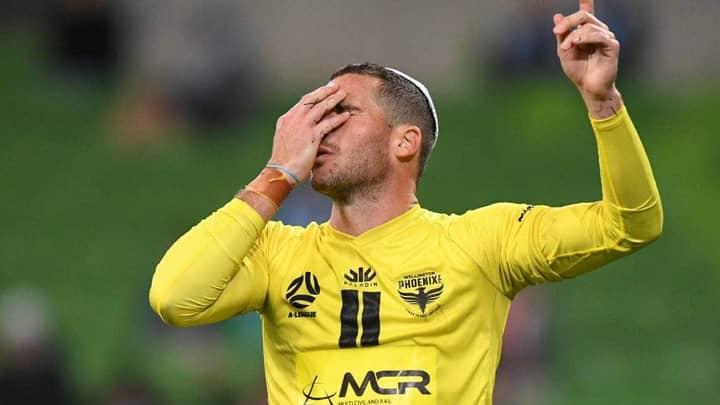 Wellington Phoenix Defend Tomer Hemed For His Pro-Israel Goal Celebrations