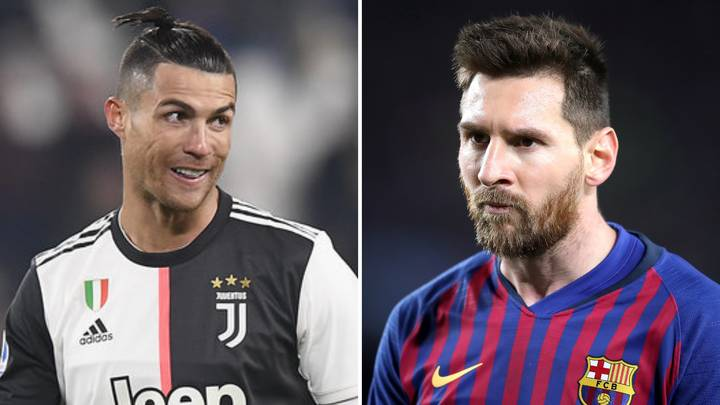 Lionel Messi Was Asked If He Would Pass To Cristiano Ronaldo If They Played Together