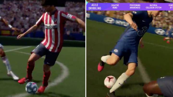 FIFA 21 Features Three New Skill Moves