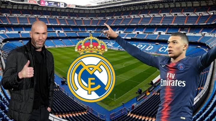 Real Madrid Set To Offer €280 Million For Kylian Mbappe