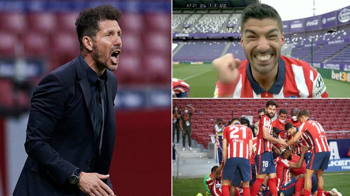 Atletico Madrid Crowned La Liga Champions After Last Day Drama