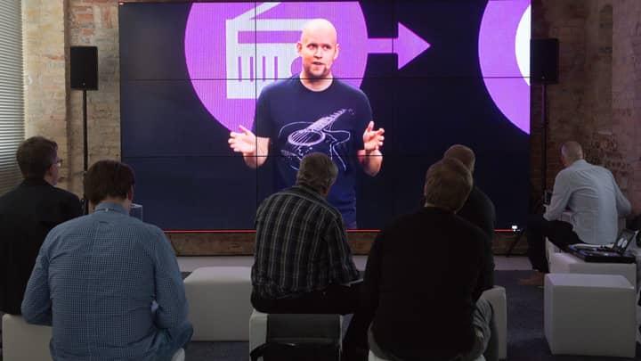 Daniel Ek: Who is the Spotify founder bidding to buy Arsenal?