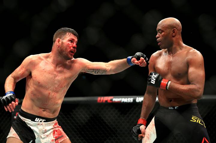 Anderson Silva Wants Michael Bisping Rematch In Manchester