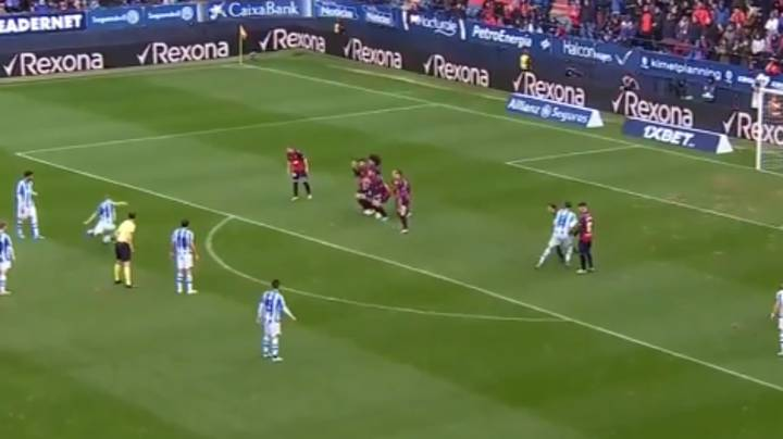 Martin Odegaard Scores Brilliant Free Kick And Makes Excellent Assist