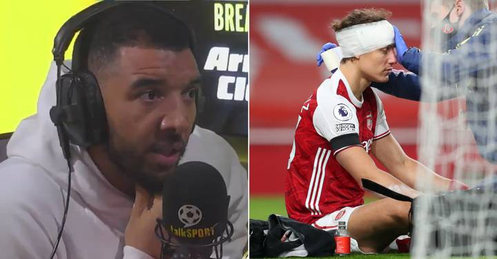 Troy Deeney Receives Huge Amount Of Criticism For 'Dangerous' Comments About Concussion