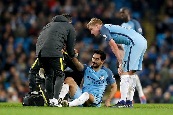 Ilkay Gundogan's Injury Is A Lot Worse Than First Feared