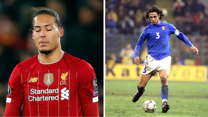 Fan Completely Shuts Down Tweet Suggesting Virgil van Dijk Is As Good As Paolo Maldini