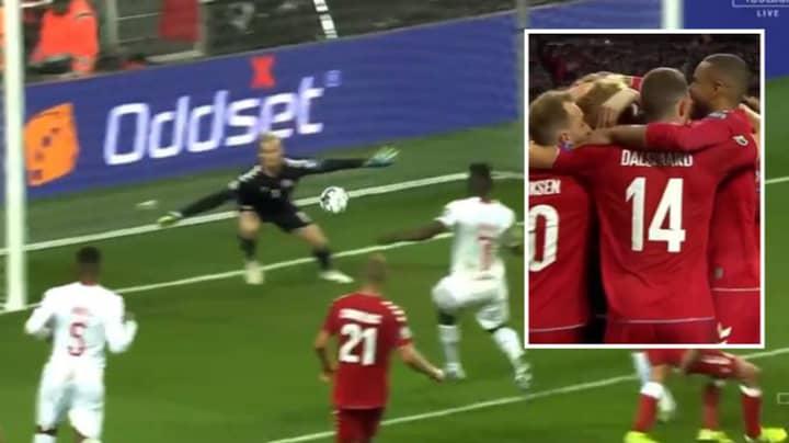Kasper Schmeichel Put In A Match Winning Performance Against Switzerland
