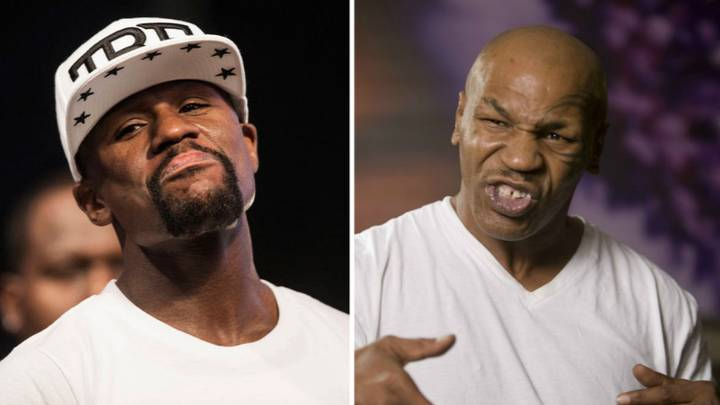 Mike Tyson Absolutely Ruins Floyd Mayweather For Believing He's Better Than Muhammad Ali Ever Was