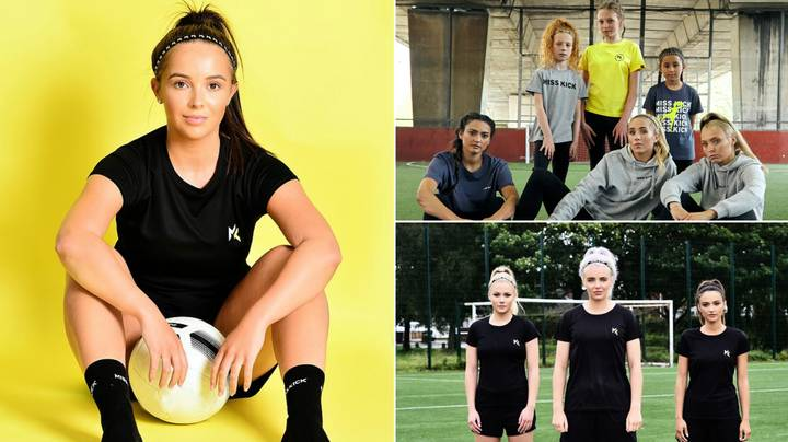 Former Liverpool And Manchester City Women Player Changing The Game With Her Brand