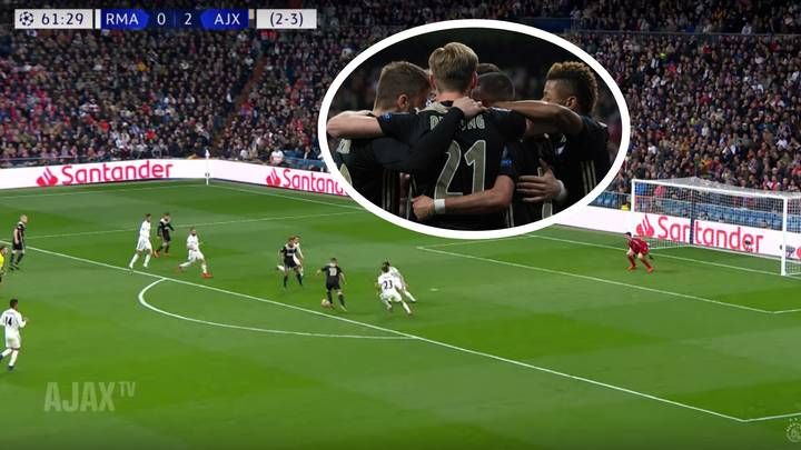 Ajax Release Compilation Video Featuring All 175 Goals Scored In Their Record-Breaking Season