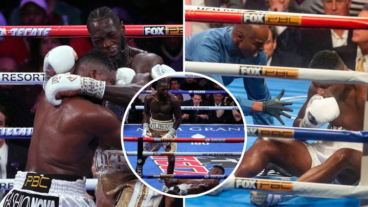 Anthony Joshua's Trainer Rips Into Deontay Wilder's Victory Over Luis Ortiz