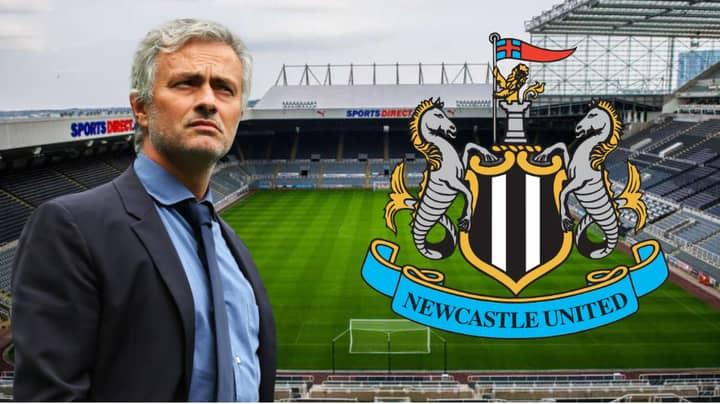 Jose Mourinho Favourite For Newcastle United Manager Job With Claudio Ranieri Second