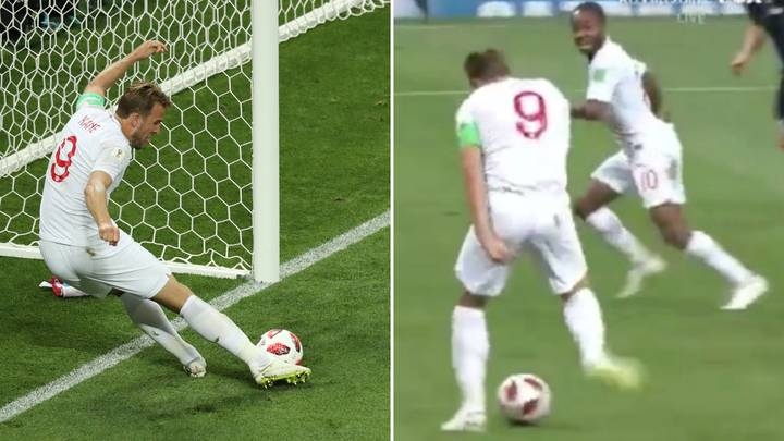 Why Harry Kane Squaring It To Raheem Sterling At The 2018 World Cup Wouldn't Have Mattered