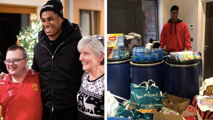 Marcus Rashford Is More Than Just A Footballer. He's A Role Model For People Of All Ages