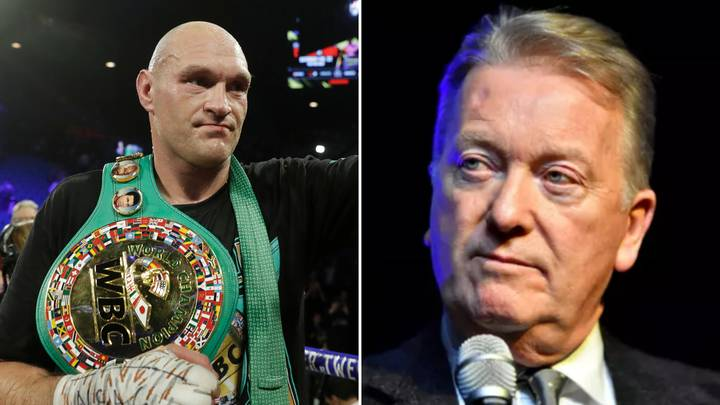 Frank Warren Issues Strong Response To Bizarre Tyson Fury Doping Allegations