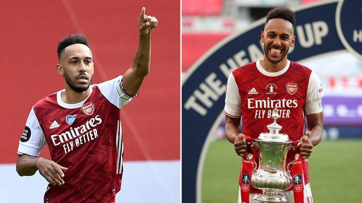 The One Man Pierre-Emerick Aubameyang 'Dreams' Of Arsenal Signing This Summer