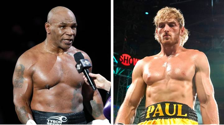 Logan Paul Reckons He Could Easily Beat Mike Tyson In A Boxing Match