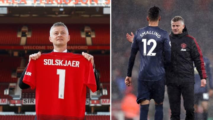 Chris Smalling Reveals How Ole Gunnar Solskjaer Went 'Ballistic' After Manchester United Win