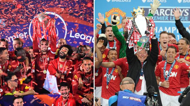 The Greatest English Clubs Of All Time Ranked