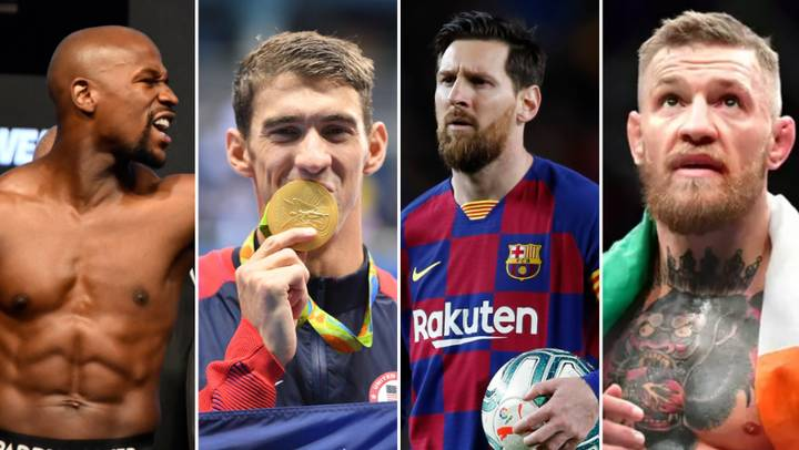 The 50 Greatest Sportsmen Of The 21st Century Have Been Revealed