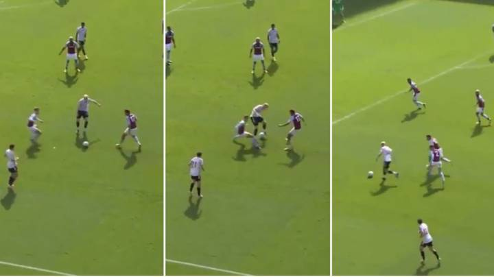 Manchester United New Boy Donny van de Beek Pulls Off Incredible Piece Of Skill In Friendly Match