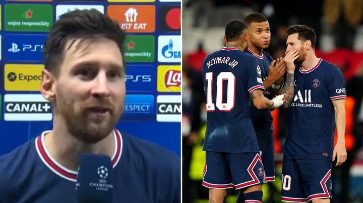 Lionel Messi Sets Challenge For Neymar And Mbappe After PSG Masterclass Against Man City