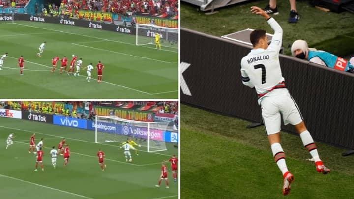 Cristiano Ronaldo Becomes European Championship All-Time Top Scorer