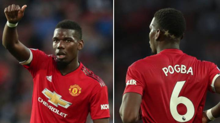 Paul Pogba Set To Receive Staggering Bonus If He Rejects Barcelona