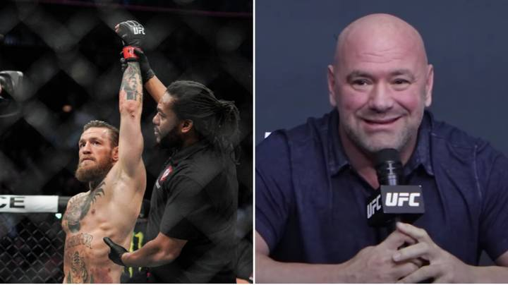 Dana White's Response When Asked About Conor McGregor's UFC Retirement Claim