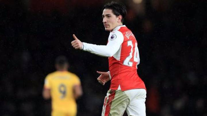 Hector Bellerin Pledges To Help Grenfell Tower Victims