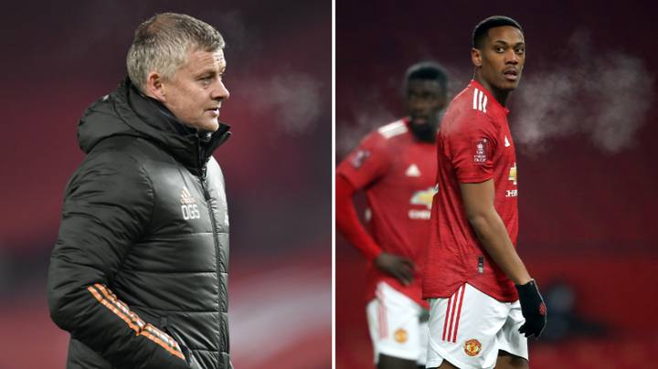 Ole Gunnar Solskjaer Told Anthony Martial Will Get Him The Sack