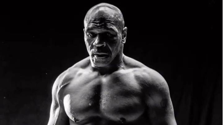 Mike Tyson Looks Absolutely Jacked Ahead Of His Charity Bout Against Roy Jones Jr