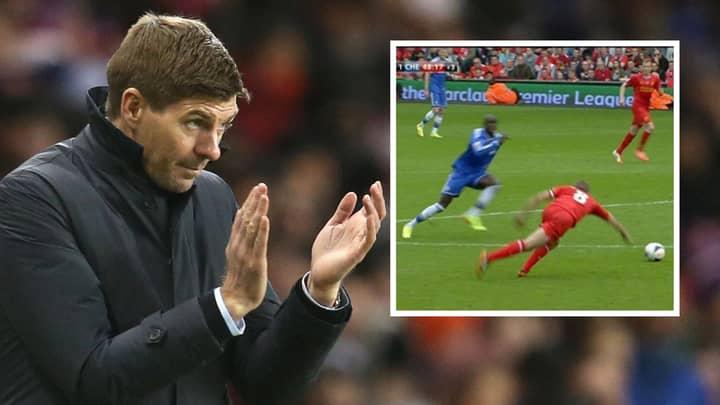 Steven Gerrard Makes Honest Admission About Liverpool's Premier League Title Win