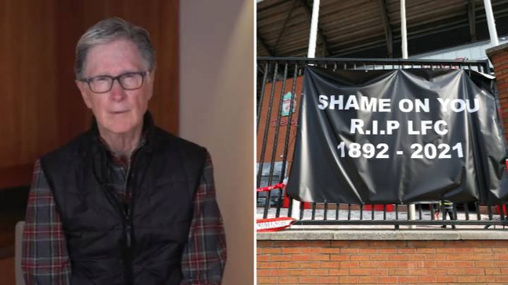 John W Henry Says He Alone Is Responsible In Apology Video To Liverpool Fans