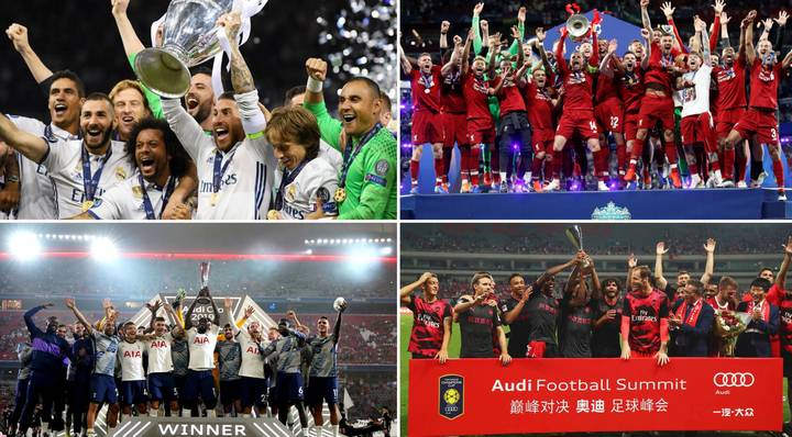 Real Madrid's 13 Champions League Wins Will Transfer To European Super League Titles