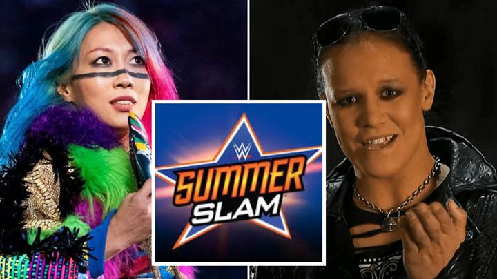 WWE Raw Women's Champion Asuka Suggests Match With Shayna Baszler At Summerslam