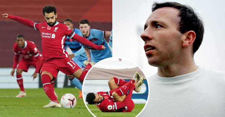 Mohamed Salah Told His 'Dive' Vs West Ham Is An Insult To Nobby Stiles