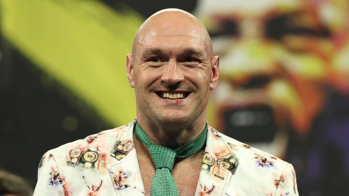Tyson Fury Reveals Dream Of Travelling Into Space After Boxing Career