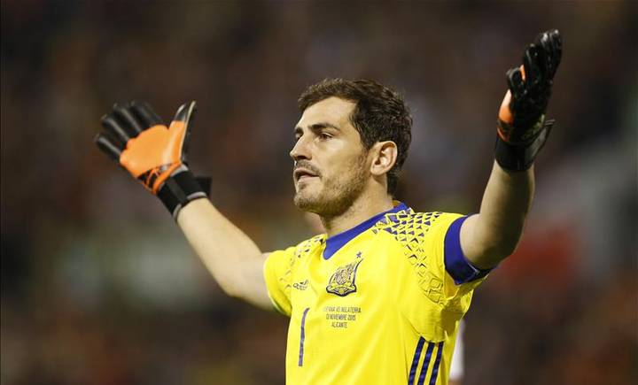 Iker Casillas Has A Rather Surprising Choice For Best 'Keeper In The World