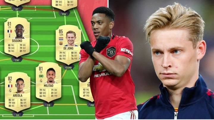 Fan Reveals The Most Overpowered FIFA 20 Ultimate Team, Costs Only 100k Coins To Build