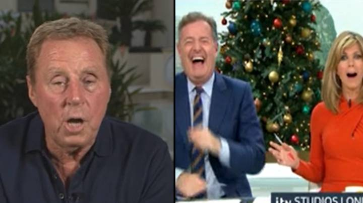 Harry Redknapp Has Brutal Response After Being Asked If Emily Atack Has Chance With Son Jamie