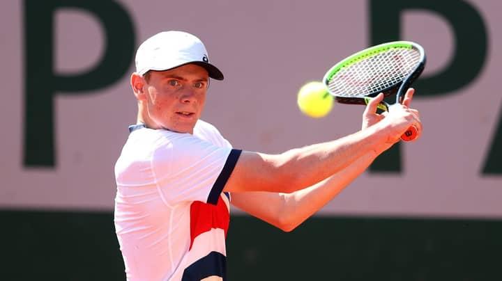 Who Is British Tennis Sensation Jack Pinnington-Jones?