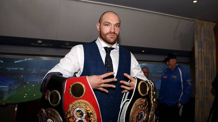 BREAKING: Former World Heavyweight Champion Tyson Fury Announces Return To Boxing
