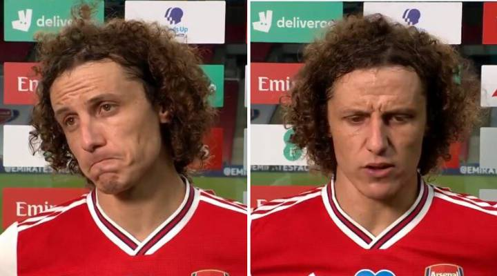 David Luiz Gives Perfect Response To Critics After Heroic Display Against Man City
