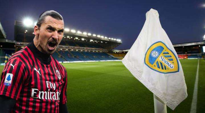 Zlatan Ibrahimovic Drops Cryptic Post Amid Talks Of A Sensational Move To Leeds