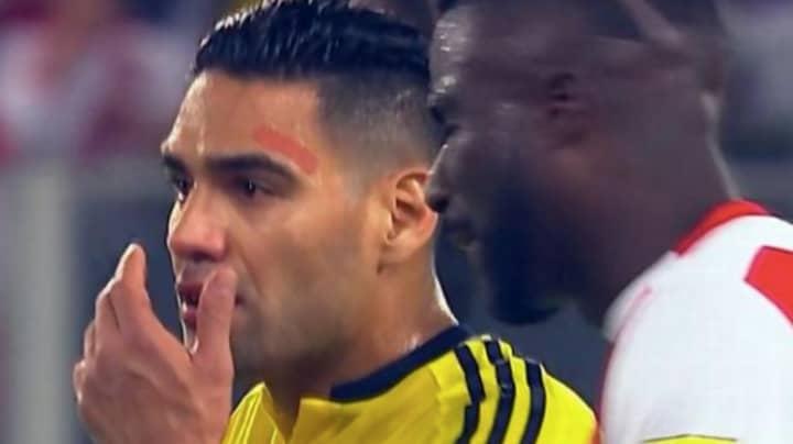 What Radamel Falcao Really Said To Peru Midfielder Renato Tapia Revealed