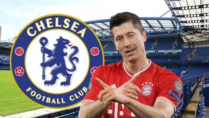 Chelsea 'Make Contact' Over Robert Lewandowski Transfer