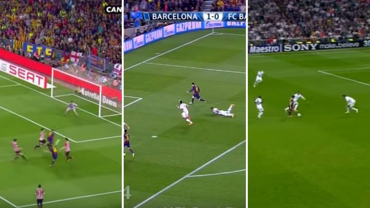 Lionel Messi's 100 Most Incredible Pieces Of Skill Feature In The Ultimate Compilation Video