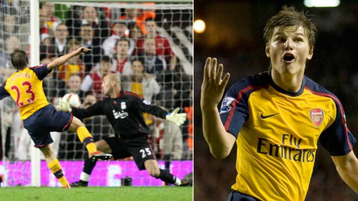10 Years Ago, Andrey Arshavin Ended Liverpool's Title Chances After Scoring Four Times